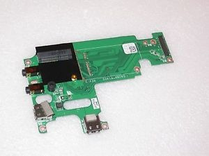 Dell Inspiron 14r N4010 -- Doble Usb/puerto De Audio Placa