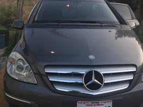 Mercedes Benz Clase B 2.0 200 Cvt Mt 2011