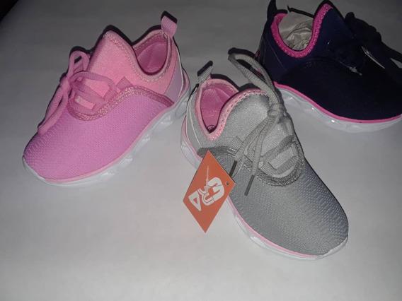 Zapatos De Luces Niña Nueva Coleccion Octubre 2019
