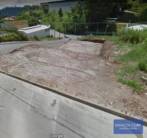 Terreno/lote À Venda, 979m² - Cajamar/sp - Te0029