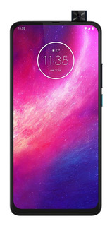 Smartphone Motorola One Hyper 128gb Octa-core Azul -xt2027-1