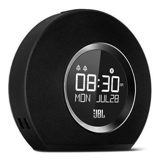 Caixa De Som Jbl Rádio Relógio Bluetooth Horizon