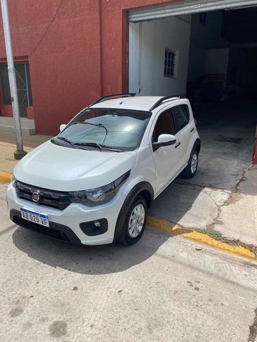 Fiat Mobi 2018 1.0 Way Live On