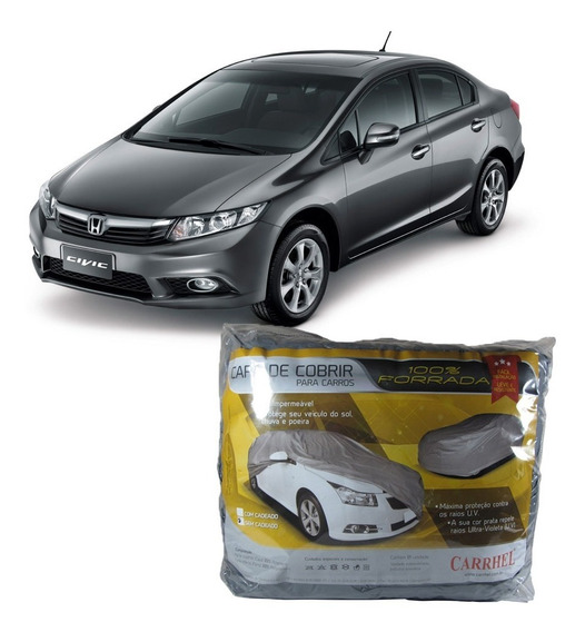 Capa Protetora Honda Civic Com Forro Total