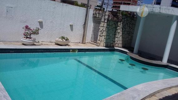 Casa Residencial À Venda, Manaíra, João Pessoa. - Ca1273