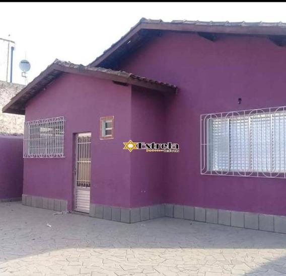 Casa Com 4 Dormitórios À Venda, 190 M² Por R$ 550.000,00 - Cidade Naútica - São Vicente/sp - Ca1633