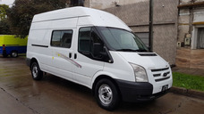 Ford Transit 2013 350 2.4 Tdi Plus Dp Aa
