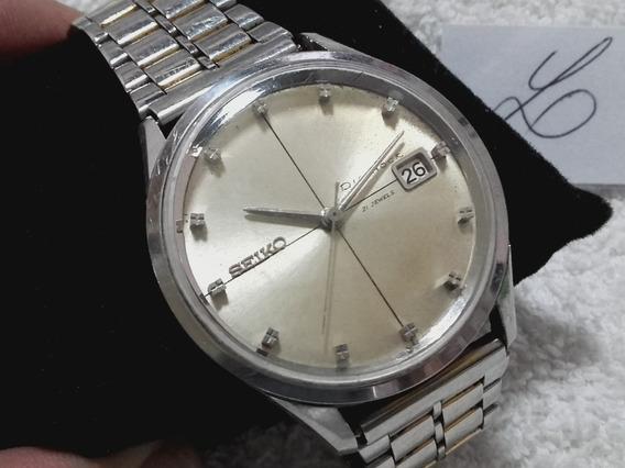 Relógio Masculino Seiko 6205 - Diashock - Lindo !