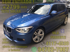 Bmw Serie 1 2.0 M Sport Aut. 5p 125i 1a51 Baixa Km45mil Nova
