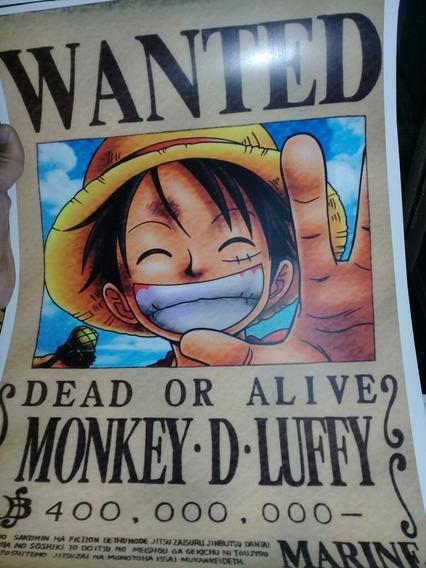 Pósters De One Piece