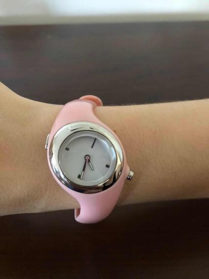 Relógio Original Nike Triax Swift Sync Analog Wc0042-080