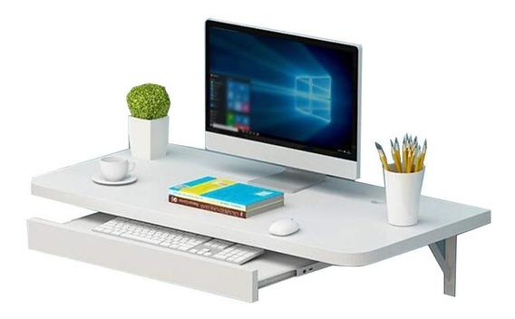 Prateleira Computador/ Notebook Ideal Para Pequenos Espaços