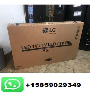 Lg Smart Television 55inch Nuevo