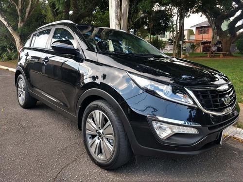 Kia Motors Sportage Lx 2.0 Preto 2015