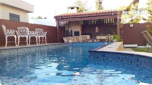 Casa À Venda, 350 M² Por R$ 1.700.000,00 - Morada Das Flores (aldeia Da Serra) - Santana De Parnaíba/sp - Ca0910