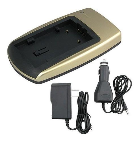 Cargador Bateria Para Camara Sony Np-bk1 Olympus Li-50b