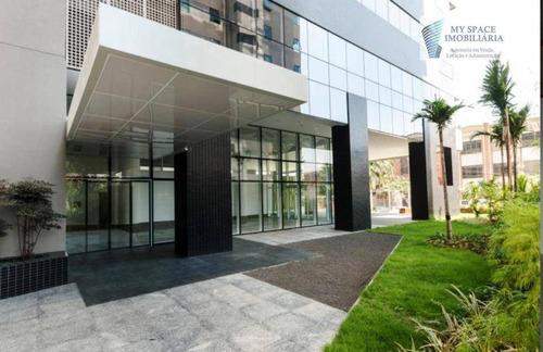 Laje Para Alugar, 484 M² Por R$ 45.000/mês - Paraíso - São Paulo/sp - Lj0002