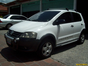 Volkswagen Crossfox Sedan