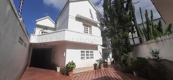 Dg - Casa En Venta En Urb El Paraiso Mls #21-17145