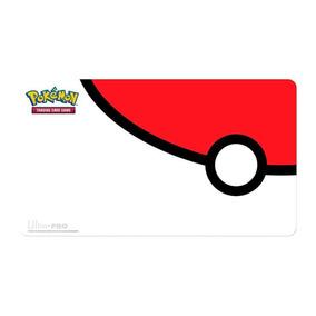 Playmat Oficial Ultra Pro - Pokémon Tcg Poké Ball (59,5x34)
