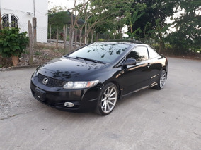 Honda Civic 1.8 Coupe Ex Mt 2009