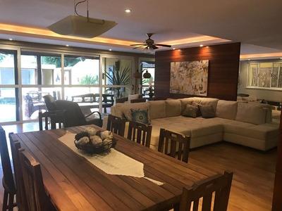 Casa Em Recreio Dos Bandeirantes, Rio De Janeiro/rj De 300m² 4 Quartos À Venda Por R$ 1.450.000,00 - Ca229925