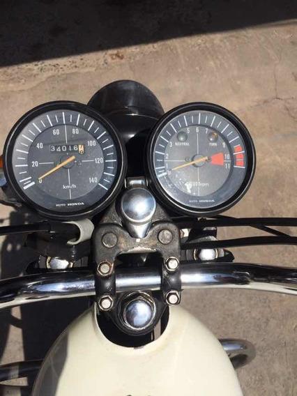 Honda Cg 125 - Ano 81