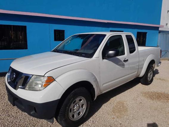 Nissan Frontier Recibo Vehículos
