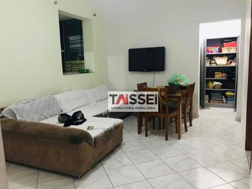 Apartamento À Venda, 72 M² Por R$ 340.000,00 - Ipiranga - São Paulo/sp - Ap7458