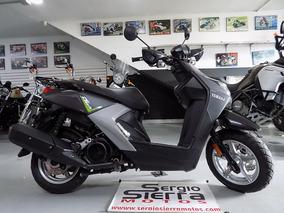 Yamaha Bws125 Fi Negra 2017