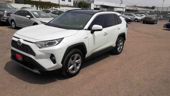 Toyota Rav4 2019 5p Hybrid L4/2.5 Aut
