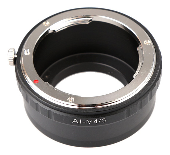 Anel Adaptador Câmera Para Nikon Ai Lente Para Micro 4/3 E