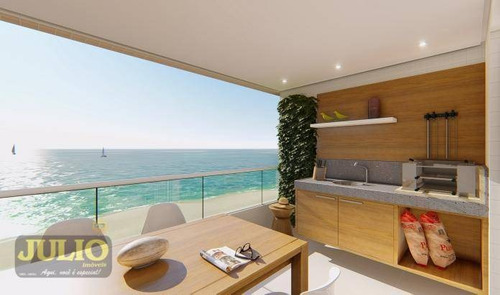 Imagem 1 de 19 de Apartamento À Venda, 73 M² Por R$ 365.400,00 - Vila Atlântica - Mongaguá/sp - Ap1112