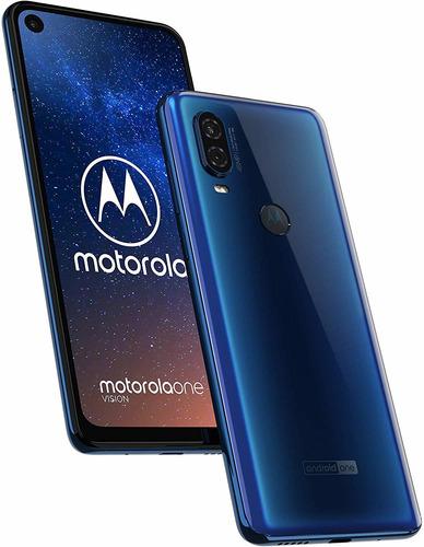 Motorola One Visión 4gb 128gb De Almacenamiento