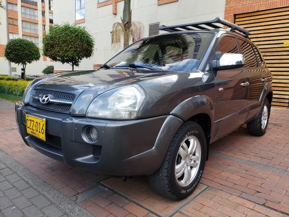 Hyundai Tucson 4x4 Mecánica