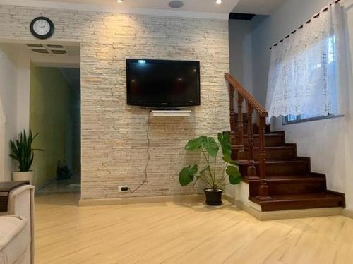 Imagem 1 de 20 de Sobrado Com 3 Dormitórios À Venda, 167 M² Por R$ 690.000 - Km 18 - Osasco/sp - So2105