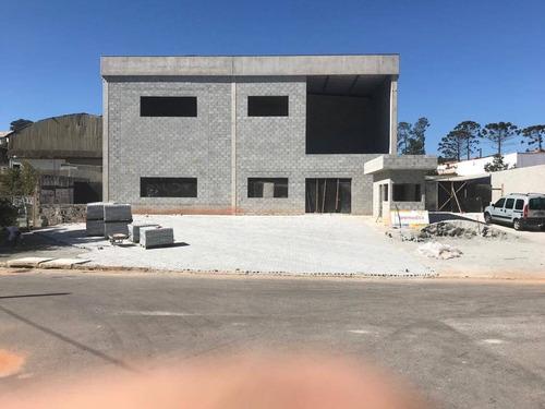 Imagem 1 de 11 de Galpão Industrial Para Locação, Granja Viana, Cotia - Ga0676. - Ga0676