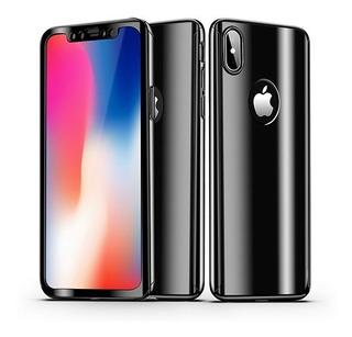 Funda Espejo 360 iPhone Xs Max |xs| 8| 7| 8p| 7p| 6 | 6p | 5