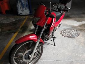 Honda Falcon Nx4 Ano 2000 Vermelha