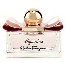 Signorina Salvatore Ferragamo Edp Frasco 100ml