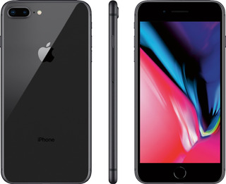 Apple iPhone 8 Plus 256gb Original Vitrine Promo 12x Sem Jur
