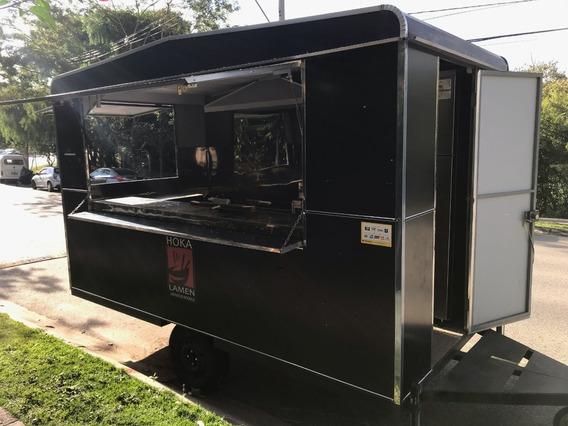Trailer Food Truck Usado 3,50 X 2,00