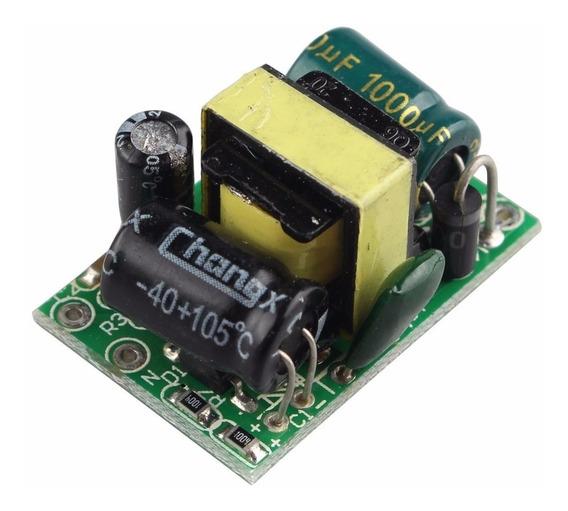 Mini Fonte 12v Ac Dc Pic Esp8266, Automação, Robótica