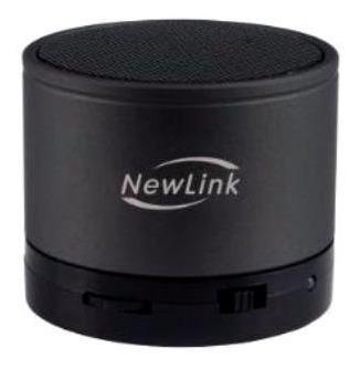 Caixa Som Bluetooth Speaker Mini + Carregador Brinde