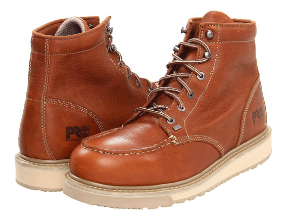 Botas Timberland Pro 6 Wedge Hombre Calzado en Mercado