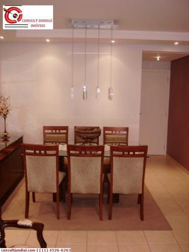 Imagem 1 de 29 de Apartamentos À Venda  Em Jundiaí/sp - Compre O Seu Apartamentos Aqui! - 1154252