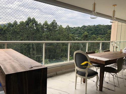 Apartamento A Venda No Bairro Tamboré Em Santana De - Vpboul14-1