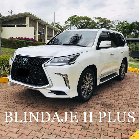 Lexus Lx570 Blindada 2 Plus