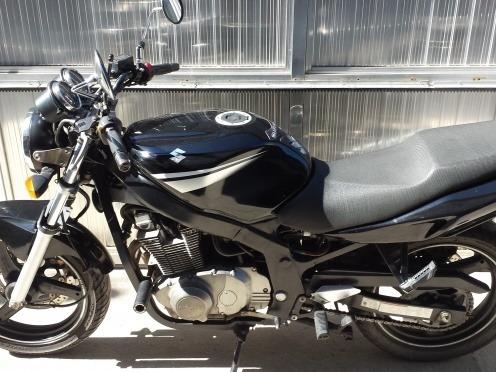 Moto Suzuki Gs 500e Toda Revisada E Adaptada