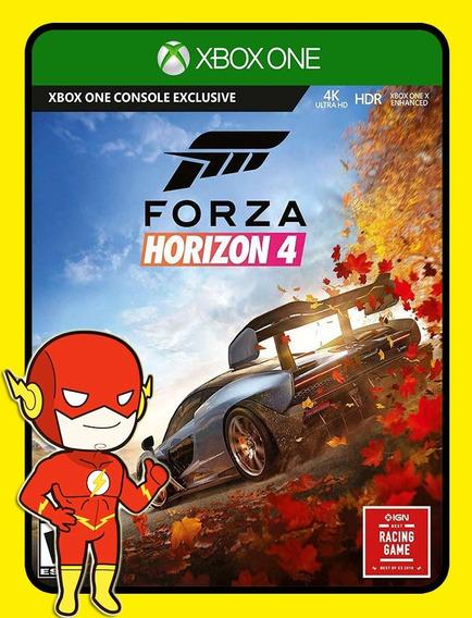 Forza Horizon 4 Xbox One - 25 Dígitos (envio Flash)